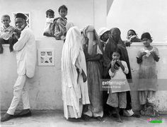 The Muslim Refugees from India 1947