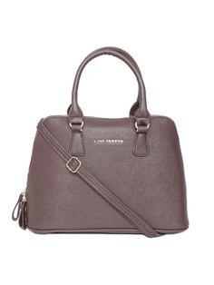 Lisa Haydon For Lino Perros Coffee Brown Handbag Handbags Women Myntra