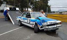 Ford Motorsport, Rust In Peace, Rally Car, Motor Sport, Granada, South Africa, Classic Cars, Monster Trucks, African