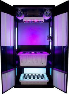 SuperCloset Grow Cabinets