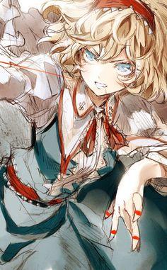 Anime Illustration, Character Illustration, Fantasy Characters, Anime Characters, Touhou Anime, Character Art, Character Design, Estilo Anime, Beautiful Anime Girl