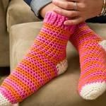 Free Two Needle Sock Knitting Patterns : 1000+ images about Knitting Socks on Pinterest Knitting Socks, Sock and Kni...