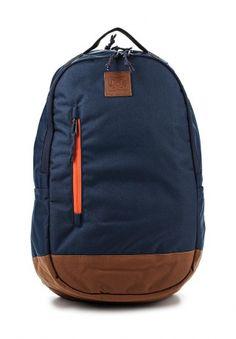 Рюкзак DC Shoes, цвет: синий. Артикул: DC329BMEFT13