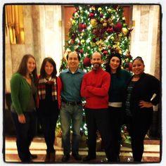 Holiday Party December 2012 #jwtinside #jwtinsidedc www.jwt.com/jwt+inside