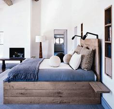Recycled beds