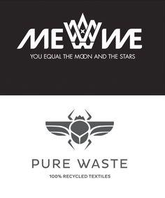 Kustomointi painetaan ekologiseen Pure Waste -svetariin * Logo * Finnish Brands * Ecological * Personal * Joyful