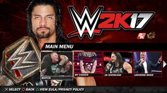 What features will you find in WWE 2k17 Gameplay?