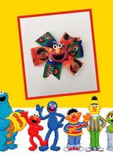 A personal favorite from my Etsy shop https://www.etsy.com/listing/466988831/elmo-bow-sesame-street-elmo-3-inch-bow