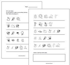 Lessen van Lisa - Taal Lego Letters, 12 November, Educational Crafts, Spelling, Lisa, Classroom, Math Equations, Van, Training