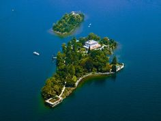 The Brissago Islands - Botanical park - Ticino Tourism - Switzerland