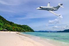 9 obscene ways the rich spend their money Thailand Vacation, Thailand Travel, Private Jet, Traveling By Yourself, Fighter Jets, Aviation, Aircraft, Club, Nature