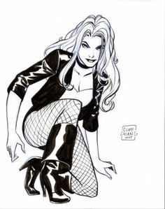 Black Canary by Cliff Chiang