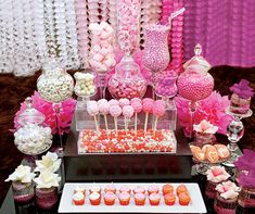 The best part is candy stations are completely customizable, so feel free to enjoy the sugar rush your own way!