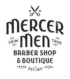 Mercer Men by Simon Walker