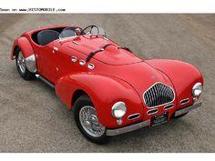 Allard K2 (1950-1952)