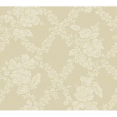 Shop for York Wallcoverings Red Book Fruit Leaf Floral Jacquard Wallpaper - Beige. Get free delivery On EVERYTHING* Overstock - Your Online Home Improvement Destination! Wallpaper Stores, Wallpaper Panels, Design Repeats, Red Books, Space Crafts, Craft Space, Flowering Vines, Beige Walls, Hibiscus Flowers