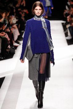 Sacai   Fall 2014 Ready-to-Wear Collection   Style.com #pfw