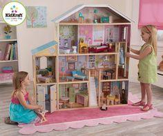 117$ DE RABAIS! Maison De Poupées KidKraft 192,99$ Livraison gratuite 309,99$ chez ToysЯus amazon Canada