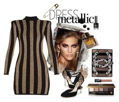 """""""party !!"""" by wafay on Polyvore featuring Surratt, Charlotte Tilbury, Elizabeth Cole, Balmain, Chanel, Burberry, Sophia Webster, Bobbi Brown Cosmetics and NARS Cosmetics"""