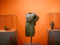 Афина с Ареццоримська копия оригинала 4 ст. до н.э. Национальный археологический музей Флоренции