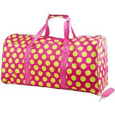 Women s Green and Women s Pink Large Polka Dot 22