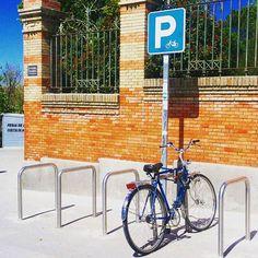 Día 30. Un mes entero saliendo con la bici y ahora me cuesta dejarla aparcada. #30diasenbici #30daysofbiking