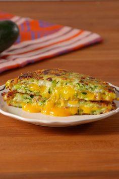 Zucchini issothe new cauliflower.  Get the recipe fromDelish.
