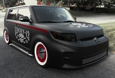 scion xb wraps - Google Search