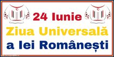 24 Iunie Ziua Universală a Iei Românești