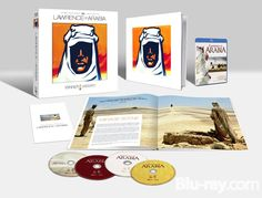 Lawrence of Arabia Blu-ray coming November 2012! One of the greatest films of all time!