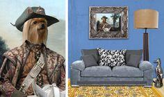 Yorkshire Terrier Art/Yorkshire Terrier Print/Yorkie/CANVAS Print/Fine Artwork/Dog Portrait/Dog Painting/Dog Art/Dog Print/Custom Dog Art by NobilityDogs on Etsy Custom Dog Portraits, Yorkie Dogs, Thing 1, Dog Paintings, Yorkshire Terrier, Dog Gifts, Dog Art, Canvas Art Prints, Your Dog