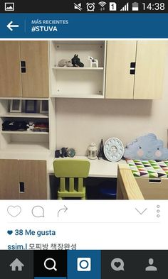 Toddler Rooms, Kids Rooms, Kids Bedroom, Ikea Stuva, Bed Images, Ikea Ideas, Decoration, Room Inspiration, Playroom