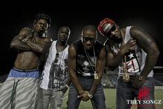 Rolling Soul: VÍDEO: TREY SONGZ F/ YOUNG JEEZY & LIL WAYNE – 'HAIL MARY'