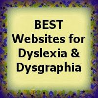 "BEST Websites for Dyslexia & Dysgraphia"" from Help for Struggling Readers---Our Most POPULAR blog post for the month of August 2016!  http://helpforstrugglingreaders.blogspot.com/2013/10/best-websites-for-dyslexia-dysgraphia.html"