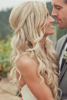 14 Glamorous Wedding Hairstyles for 2015 | Pretty Designs