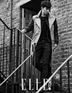 More of Kim Soo-hyun's London shots unveiled