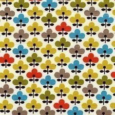 Michael Miller Ellie Fabric in Amber #pattern #repeat