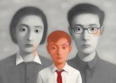 """Zhang Xiaogang – """"Bloodline: Big Family"""""""