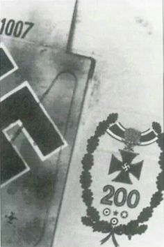 Fw-190 Red 13 with 200 victories