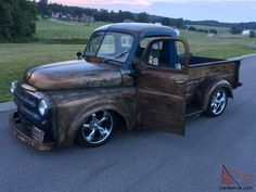 1951 Dodge Pilot House Rat Rod Truck, Hot Rod, Street Rod Custom ...