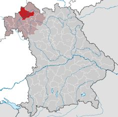 Bad Kissingen, Unterfranken (Lower Franconia), Bayern (Bavaria)