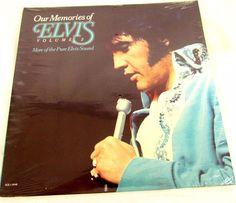 Elvis Presley SEALED Memories Of Elvis Vol. 2 USA 1979 RCA AQL1-3448 LP Stereo #RocknRoll