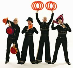 How to create a circus theme with your wedding entertainment