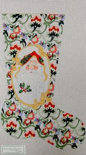 Pocket Full of Stitches: Strictly Christmas Stockings ...