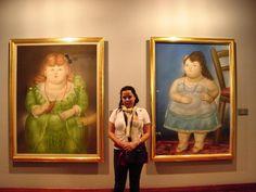 Museu Botero Bogotá Colômbia. Viagens para recordar. 2008. #mochilão #bogota #colombia #botero #museu #museum #férias #fotododia #minhavida #vlog #mylife #youtubechannel #trip #photooftheday #fun #travelling #tourism #tourist #travel #myworld