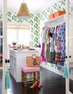 Katie Kime's bold and colorful home
