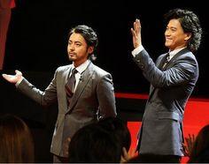Shun oguri & takayuki yamada. Favorite!