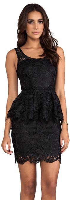 Blaque Label Lace Dress on shopstyle.com