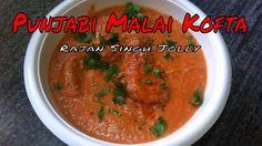 Punjabi Malai Kofta Recipe - Shahi Malai Kofta Curry Recipe