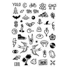 Flame Tattoos, Dope Tattoos, Body Art Tattoos, Sleeve Tattoos, Tatoos, Kritzelei Tattoo, Doodle Tattoo, Tattoo Outline, Cute Tiny Tattoos